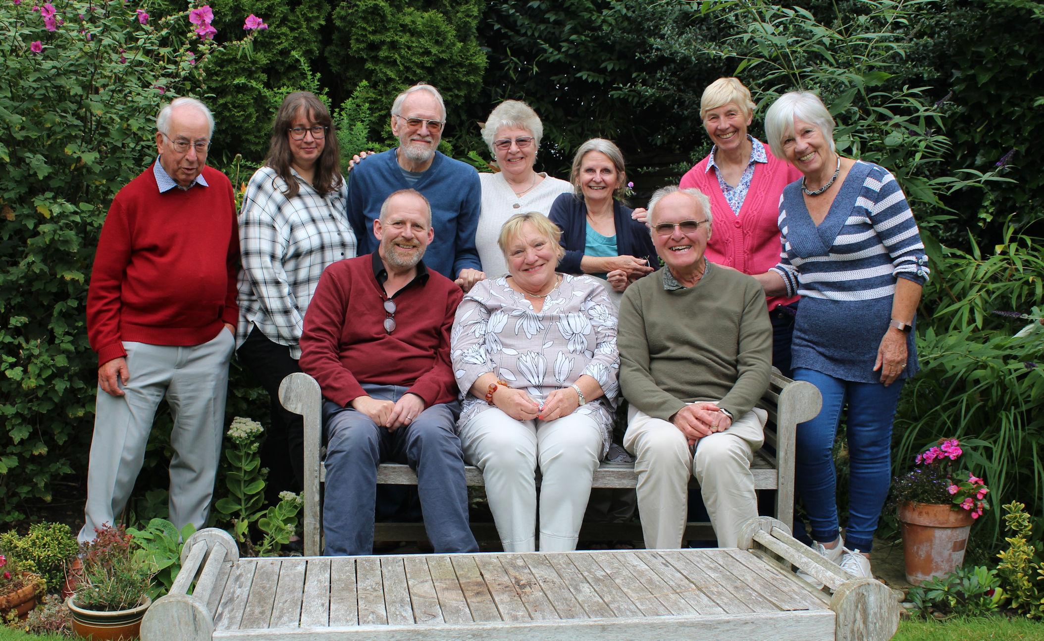 Watford Philharmonic Society 2021-2022 Committee